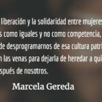 El patriarcado debajo de la piel. Marcela Gereda.