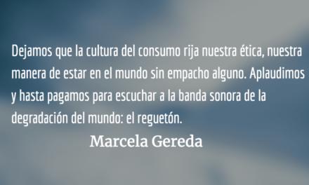 De la música de procesiones al reguetón. Marcela Gereda.
