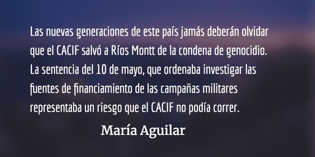 Historia y memoria del genocidio maya en Guatemala. María Aguilar.
