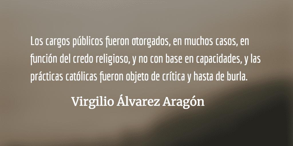 El fraude procesional del Ejército. Virgilio Álvarez Aragón.