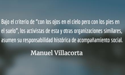 Iglesia Católica y justicia social. Manuel Villacorta.