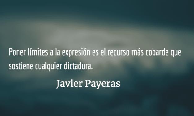 Libertad asequible. Javier Payeras.