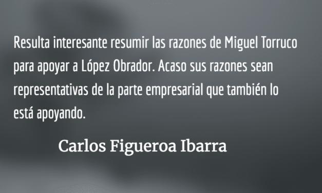 México, las razones del empresariado. Carlos Figueroa Ibarra.