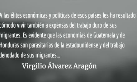 México se defiende; Guatemala se esconde. Virgilio Álvarez Aragón.
