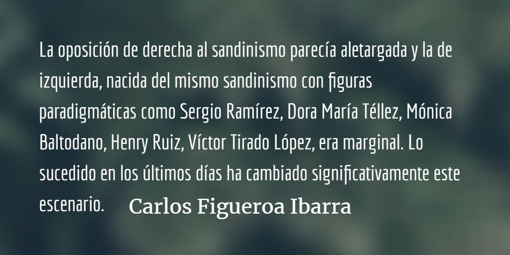 La mala hora de Ortega. Carlos Figueroa Ibarra.