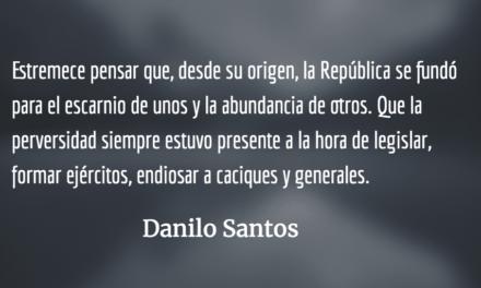 "Náusea ""cuadrificada"". Danilo Santos."