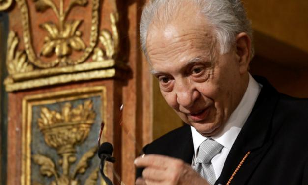 Murió Sergio Pitol, Premio Cervantes 2005. Silvina Friera.