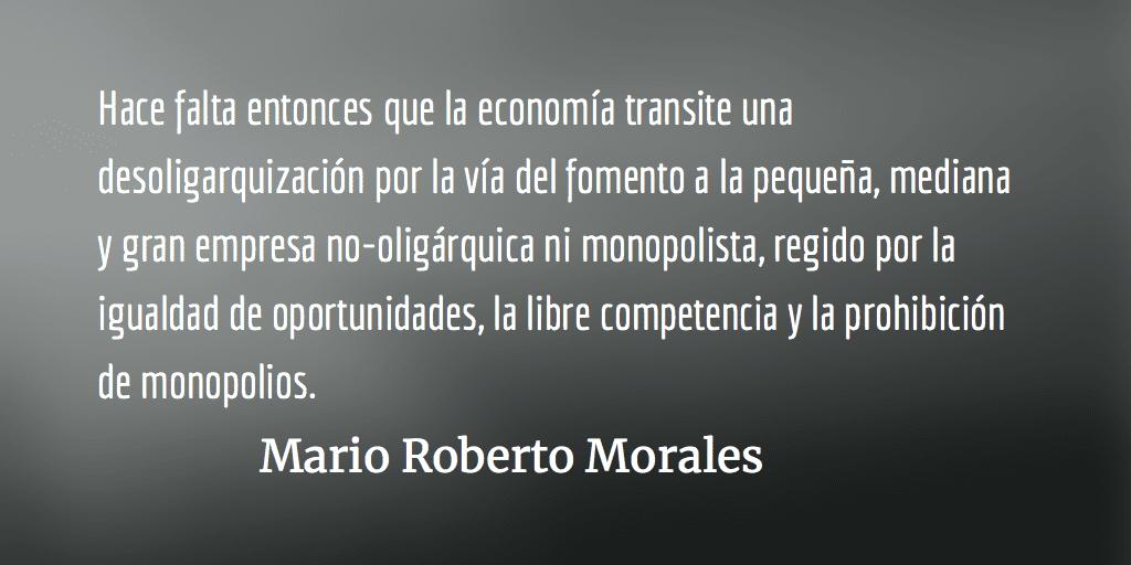 Legalidad plurinacional y popular. Mario Roberto Morales.