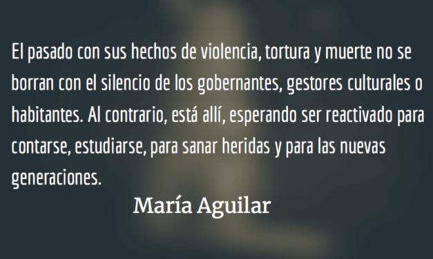 Quetzaltenango y sus silencios. María Aguilar.