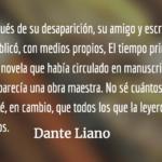 La gran novela indígena. Dante Liano.
