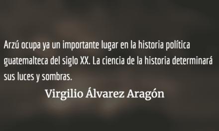 Epitafio del cacique. Virgilio Álvarez Aragón.