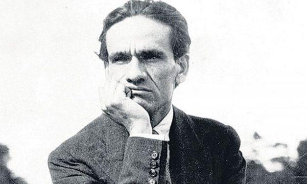 """A cien años de """"Los heraldos negros"""", el primer libro de César Vallejo. Mario Goloboff."""