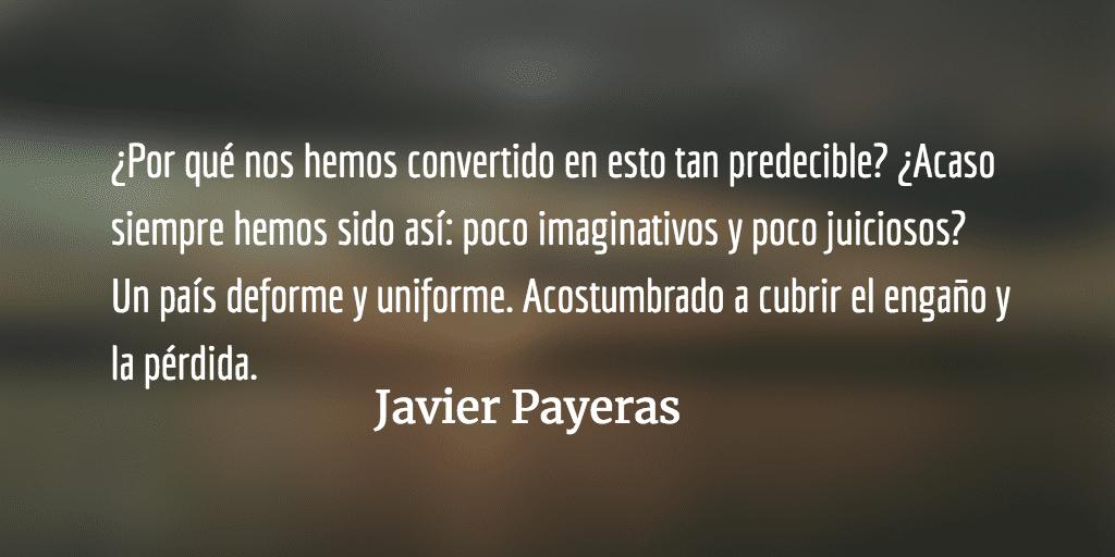 Hamelín. Javier Payeras.