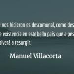 Así operaba el crimen político organizado. Manuel Villacorta.