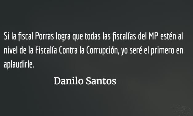 Hacia una crisis de gobernabilidad. Danilo Santos.