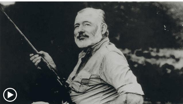 Un supermacho en duda: la cara oculta de Hemingway. Álex Vicente.
