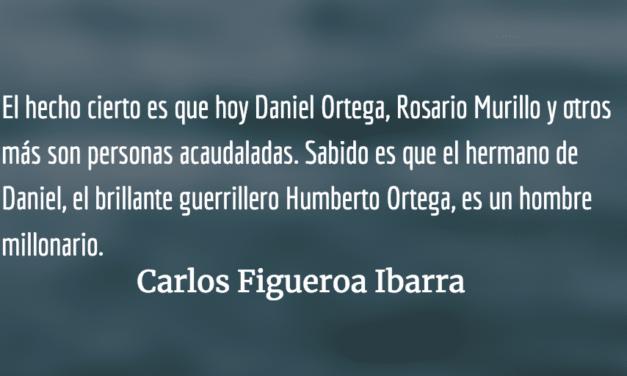 Nicaragua, un mes después. Carlos Figueroa Ibarra.