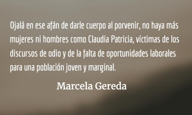 Consecuencias del nocivo discurso de Trump. Marcela Gereda.