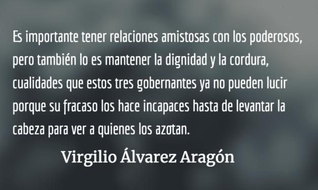 Los pencazos de Pence. Virgilio Álvarez Aragón.