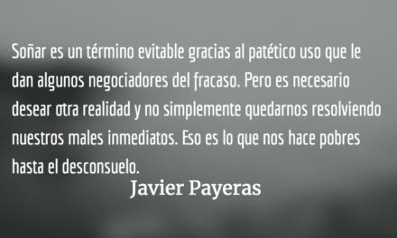 Los parientes pobres. Javier Payeras.