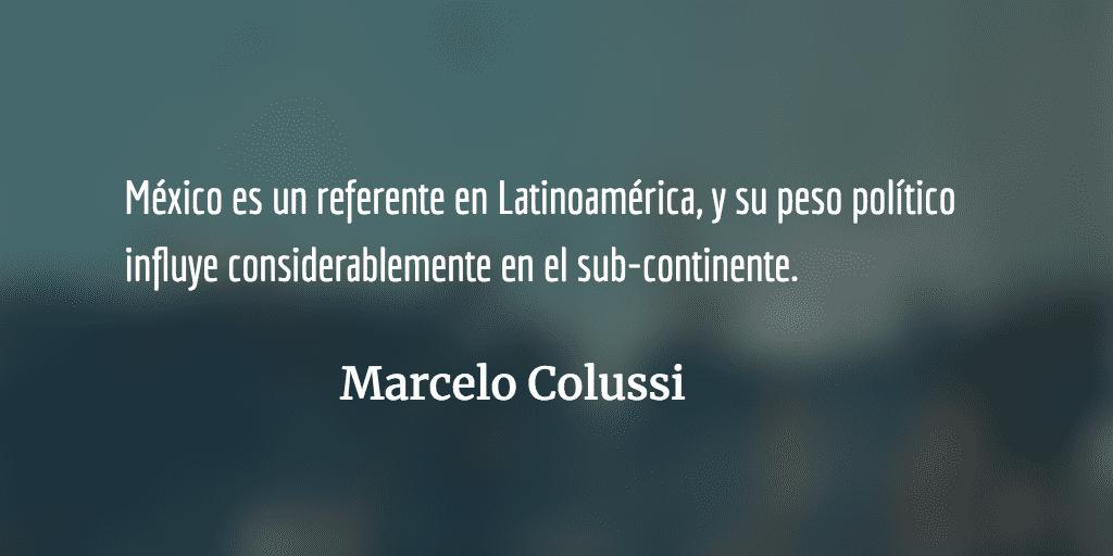 Gana López Obrador en México: ¿hay esperanza? Marcelo Colussi