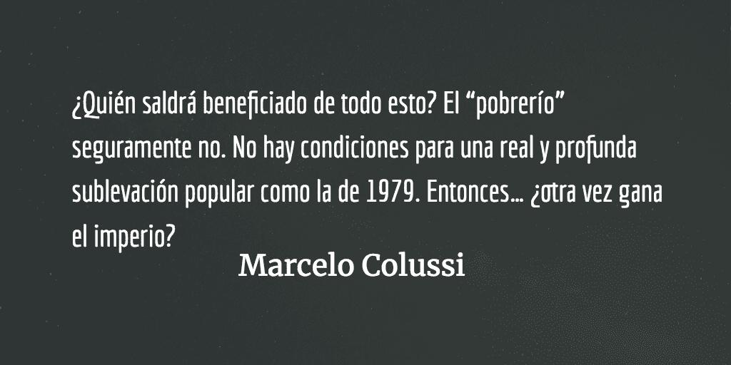 Nicaragua Nicaragüita… Marcelo Colussi