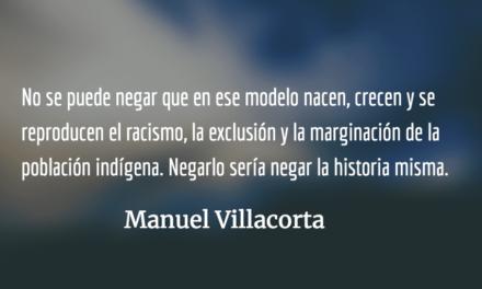 Fortaleza indígena: de la resistencia a la esperanza. Manuel Villacorta.