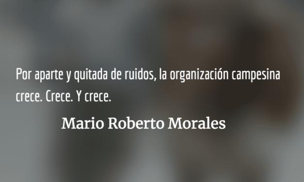 Desarrollo regional y geopolítica. Mario Roberto Morales.