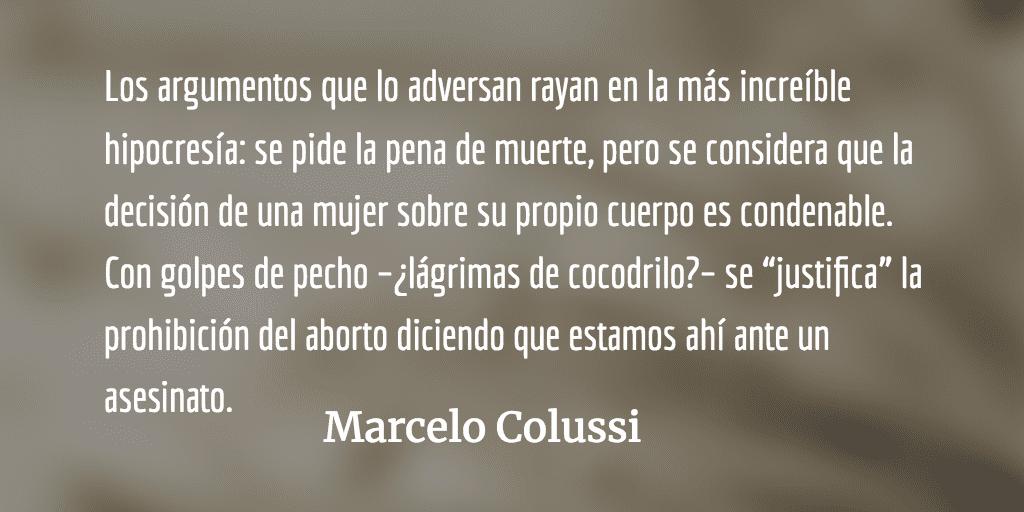 Guatemala: entre pena de muerte y aborto. Marcelo Colussi .