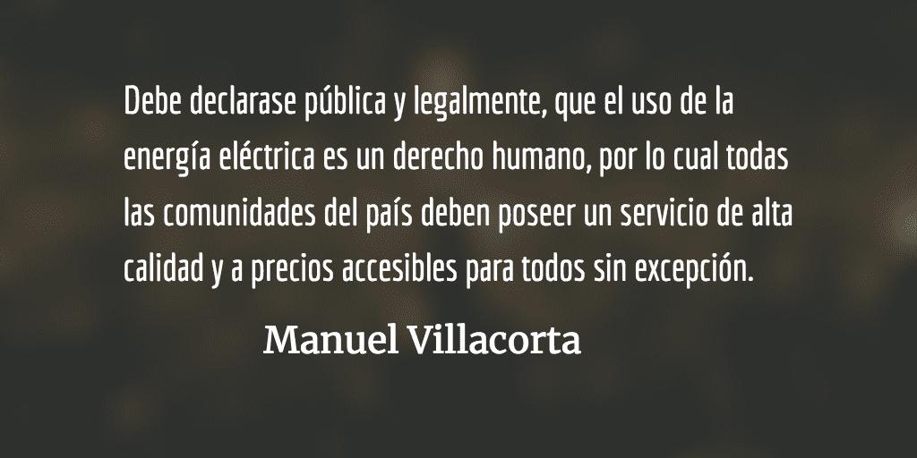 Codeca/Energuate: negociar o colapsar. Manuel Villacorta.
