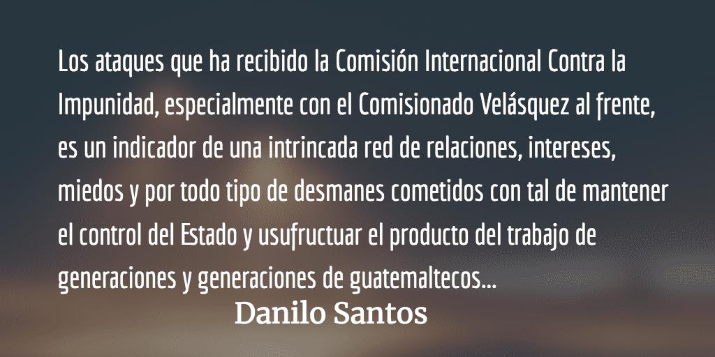 Entendiendo al payaso. Danilo Santos.