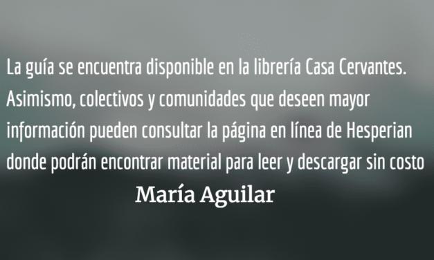 Comunidades movilizadas promoviendo la salud de mujeres y niñas. María Aguilar.