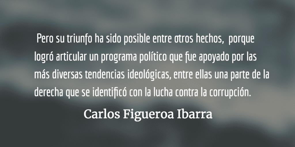La izquierda ahora. Carlos Figueroa Ibarra.