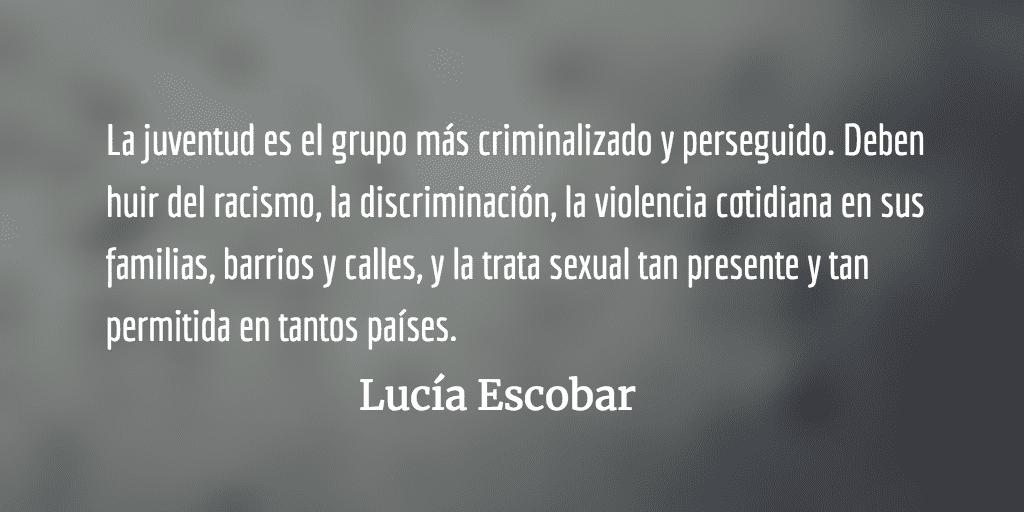 Juventud, ¿divino tesoro? Lucía Escobar