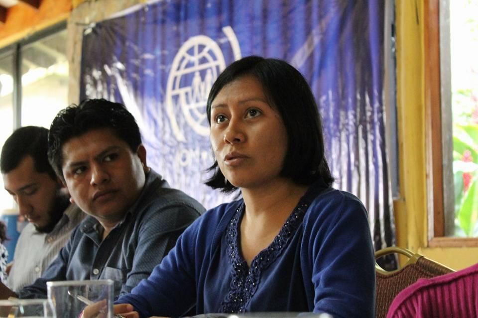 """Mariela Castañón: """"Sigo creyendo en el periodismo humano"""""""