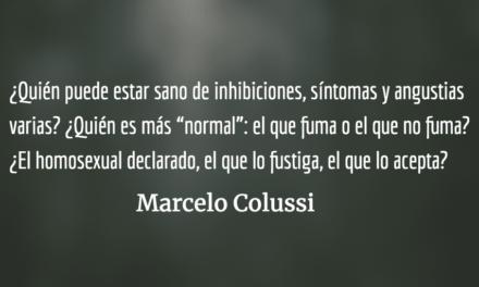 Salud Mental: campo problemático. Marcelo Colussi.