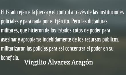 Los crímenes de Degenhart. Virgilio Álvarez Aragón.