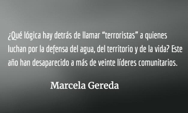 Des-criminalizar la lucha campesina. Marcela Gereda.