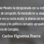 La decencia como bandera. Carlos Figueroa Ibarra.