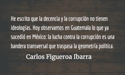 Unidad plural contra el remedo militar. Carlos Figueroa Ibarra.
