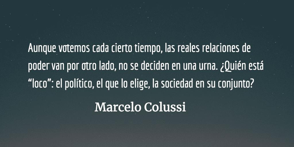 """Guatemala: La política no es """"cosa de locos""""… ¿O sí?  Marcelo Colussi"""