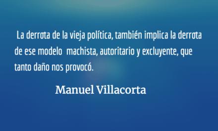 Mujer y política: del sometimiento a la esperanza. Manuel Villacorta.