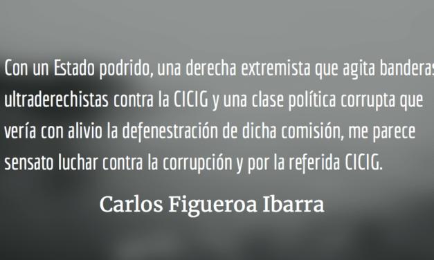 Pugna Interoligárquica y la CICIG. Carlos Figueroa Ibarra.