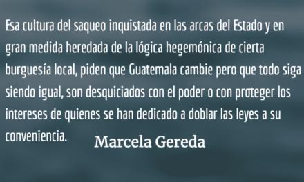 Modelo alternativo: El buen vivir III. Marcela Gereda.