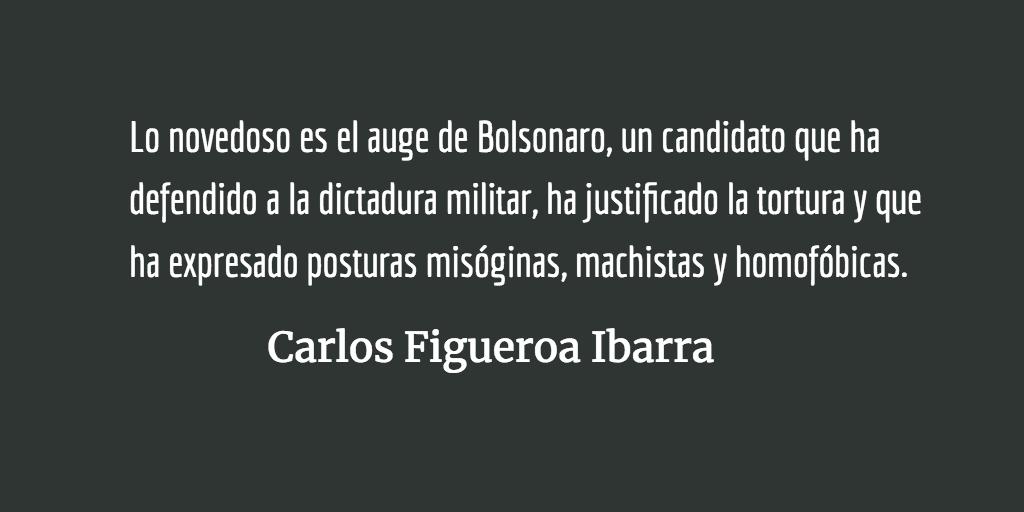 Brasil en vilo. Carlos Figueroa Ibarra.