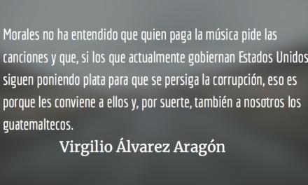 Las mentiras y contradicciones de Jimmy. Virgilio Álvarez Aragón.