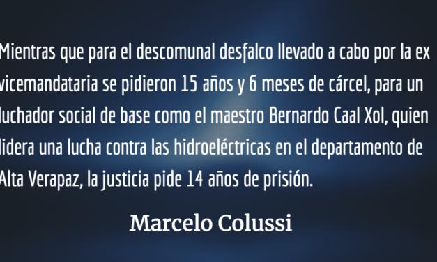 Caso Baldetti: muerto el perro ¿muerta la rabia? Marcelo Colussi
