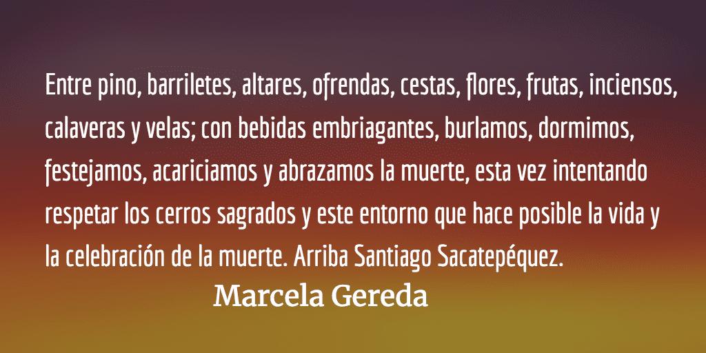 Primer Eco Festival de Barriletes en Santiago Sacatepéquez. Marcela Gereda.