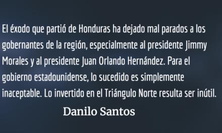 Causas y azares. Danilo Santos.