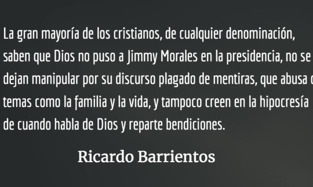 La CC en la encrucijada. Ricardo Barrientos.
